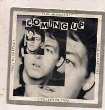 FRENCH 45 t PAUL MAC CARTNEY BEATLES COMING UP