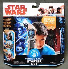 "Star Wars : The Last Jedi Force Link Starter Set - Kylo Ren 3.75"" Action Figure"