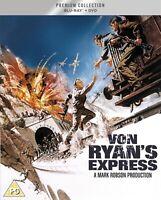 * VON RYAN'S EXPRESS ( 1965 FRANK SINATRA ) HMV PREMIUM COLLECTION BLURAY & DVD