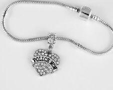 Police Mom Bracelet Huge sale Police Mom Gift Bangle Police Mom Present Police