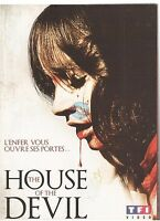 DVD THE HOUSE OF THE DEVIL