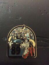 Disney Hollywood Studios Pinback Button 1989 Goofy Pin