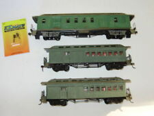 Bachmann Plastic Box Car HO Scale Model Train Carriages