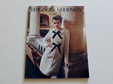 Daphne Groeneveld Bergdorf Goodman Catalog Pre-Fall Collection 2015