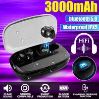 TWS bluetooth 5.0 EDR stéréo Mini Écouteurs boutons mobiles sans fil portable