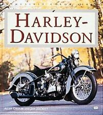 Harley-Davidson Motorcycles (Enthusiast Color)-ExLibrary