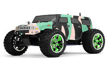 1/10 2.4Ghz Exceed RC Hammer Nitro Gas Powered RTR Off Road Monster 4WD Truck Gr