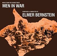 Elmer Bernstein - Men in War (Original Soundtrack) [CD]