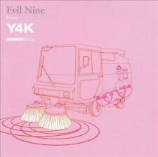 EVIL NINE - Y4K NEW CD