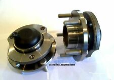 A set of two FRONT WHEEL BEARING & HUB UNITS COMMODORE VR VS beam rear with ABS