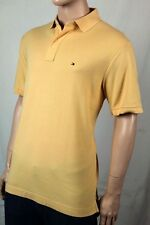 Tommy Hilfiger Yellow Polo Shirt NWT X-Large XL