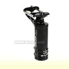 KCNC AL7075 ISP Majestic Seat Clamp 34.9/100mm 25mm offset w/Ti Bolt, Black