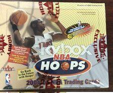 2004-05 Fleer Skybox Hoops Baloncesto NBA pasatiempo caja sin abrir sellado de fábrica