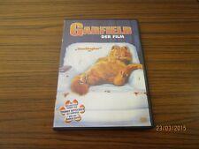 """Kauf DVD """" Garfield """" - D/E - mit Stimme von Thomas Gottschalk - Top Zstd. /S12"""