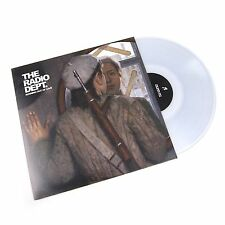 NEW THE RADIO DEPT - Running Out Of Love - Deluxe LP Limited CLEAR VINYL Sealed