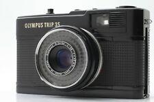 [N MINT ] Olympus Trip 35 Black Film Camera D.Zuiko 40mm f2.8 Lens from JAPAN