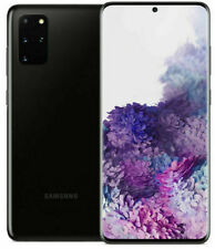 Samsung Galaxy S20+ 5G SM-G986U - 128GB - Cosmic Black (Unlocked) (Single SIM)