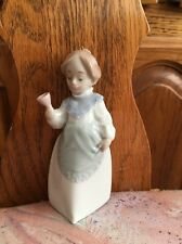 Lladro 5939 Mrs.Claus Ornament Retired Glossy! No Box! Mint Condition!