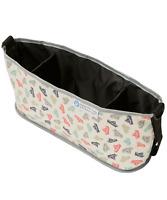 Keep Me Cosy™ Pram Organsier, Stroller Caddy Bag - Paper Boat