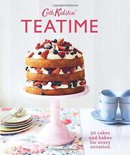 Teatime: 50 cakes and bakes for every occasion,Cath Kidston,Very Good Book mon00
