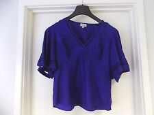 Karen Millen silk blouse size 16