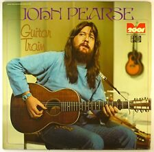 "12"" LP JOHN PEARSE-Guitar TRAIN-l8110-Cleaned"