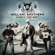 DJ ÖTZI & BELLAMY BROTHERS Simply The Best   CD   NEU & OVP