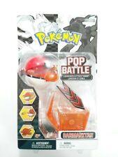 Pokemon Black & White Pop n Battle Darmanitan Figure Launcher & Target 2011, NEW