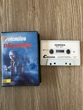 Demonia microïds style ghosts n goblins rare french full msx