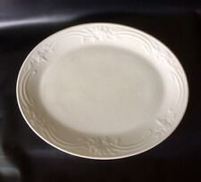 "STEELITE INTERNATIONAL Victorian Style Meat Food Serving Platter Plate 14x11"""