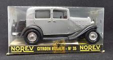 Norev ancienne Citroën Rosalie N°35 1/43e boite jamais ouverte