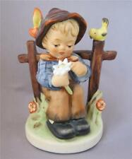 M I Hummel Goebel Porcelain Figurine She loves me she loves me not  Germany