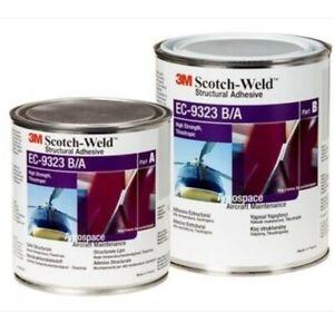 3M™ SCOTCH-WELD™ STRUCTURAL EPOXY ADHESIVE 9323 B/A 1 LITRE KIT