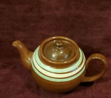 Vintage Alcock, Lindley and Bloore (ALB) Brown Betty Teapot England