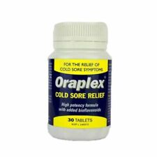 Oraplex Cold Sore Relief - 30 Tablets