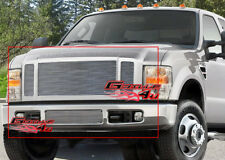 Fits 08-10 Ford F-250/F-350 Super Duty Billet Grille Combo