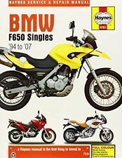 BMW Motorcycle Repair Manuals & Literature 2004