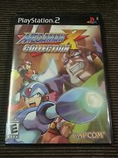 Mega Man X Collection  (Sony PlayStation 2, 2006) Ps2 complete tested works