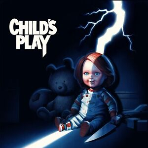 1988 Childs Play Movie Poster Print > Chucky > Andy Barclay > My Buddy 🔪🍿