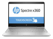 HP Spectre x360 13-ac040tu 13.3 Inch (512GB, Intel Core i7 7th Gen., 3.50GHz, 8GB) 2-in-1 Laptop - Silver - 1HP15PA