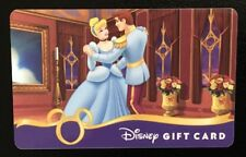 "**NEW**  Disney gift card ""Cinderella"" Princess series"