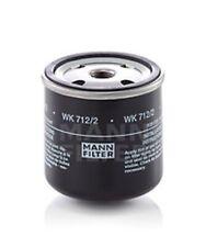 MANN-FILTER Kraftstofffilter WK 712/2 Heizung für DEUTZ FENDT D07 IVECO Farmer