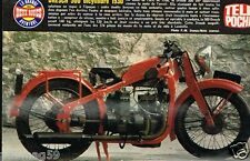 Fiche Moto Télé Poche Dresch 500 Bicylindre (1930)