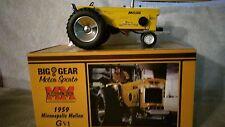 2006 SpecCast 1:16  Die-cast Brad Begeman 1959 Minneapolis Moline G VI Tractor