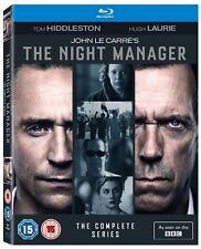 THE NIGHT MANAGER (2016) John le Carré BBC TV Season MiniSeries UK Reg B BLU-RAY