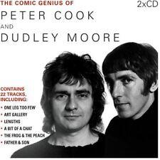 Dudley Moore - Comic Genius of Peter Cook & Dudley Moore [New CD]