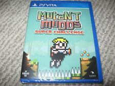 NEW Limited Run Games MUTANT MUDDS SUPER CHALLENGE Playstation Vita PSVita