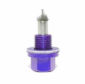 Kage for Ford Fiesta Mk V, Blue Magnetic Sump Plug + Washer