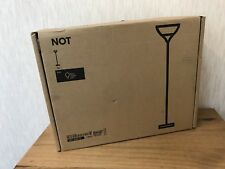 Ikea  `NOT` Black Tall Floor Standing Up Lighter Lamp New Boxed