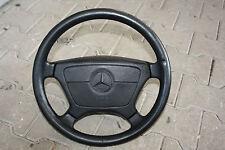 Mercedes E C Klasse W210 vor Mopf W202  Leder Lenkrad Airbaglenkrad Lederlenkrad